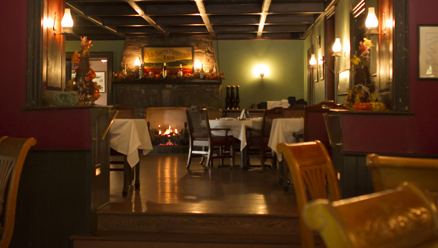 Old South Mountain Inn Boonsboro Maryland Fine Dining